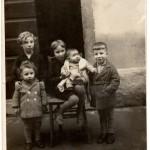 Aulo Crisma: Una foto di ottantacinque anni fa quando mio padre torna dalla Russia a Parenzo