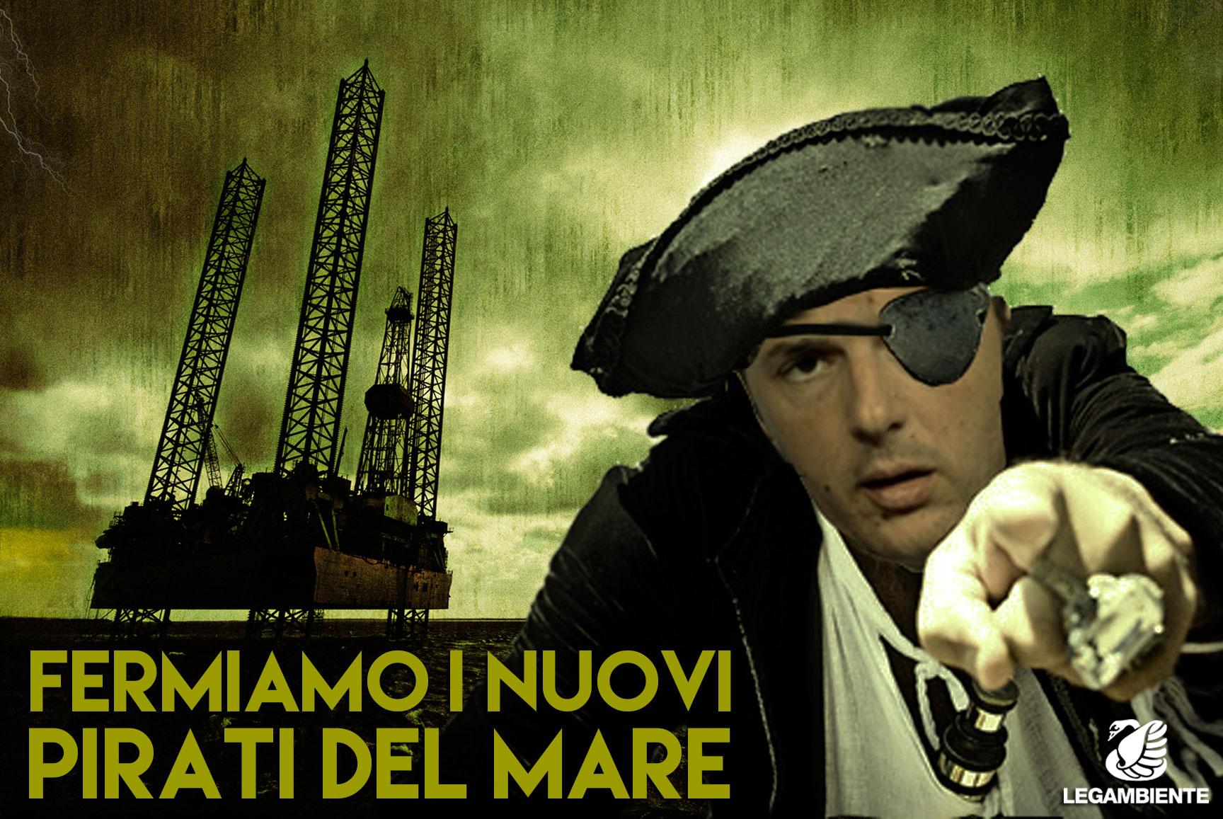 Maurizio Scarpari: Renzi, a favore di Terna e contro l'ambiente, evita la contestazione siciliana