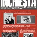 """E' uscito il numero 192 di """"Inchiesta"""" aprile-giugno 2016"""