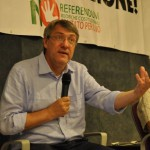 Maurizio Landini: Un no per salvare la democrazia