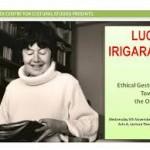 Luce Irigaray: Pensare il cambiamento