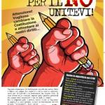 Vignettisti per il no: con la matita contro la riforma costituzionale