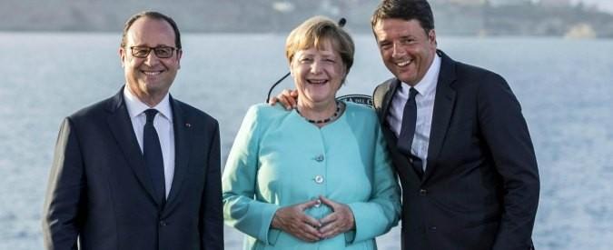 Fabio Marcelli: Ventotene, una riunione tra pataccari. Ma l'Europa affonda