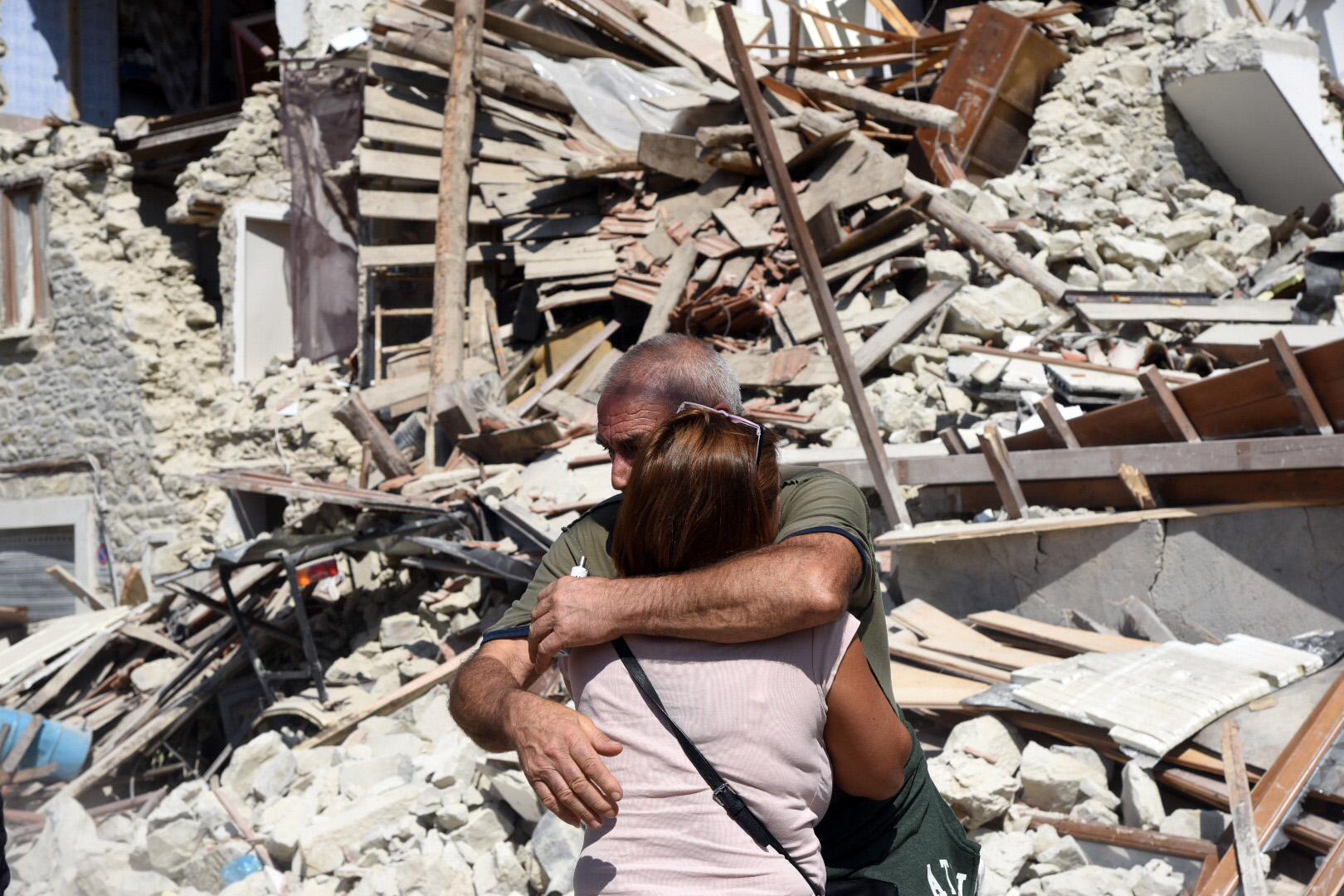 Bruno Giorgini: Gli enigmi dei terremoti