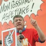 Maurizio Landini: La Fiom è ancora in campo