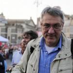 Maurizio Landini: E' una finanziaria elettorale. In piazza per cambiarla