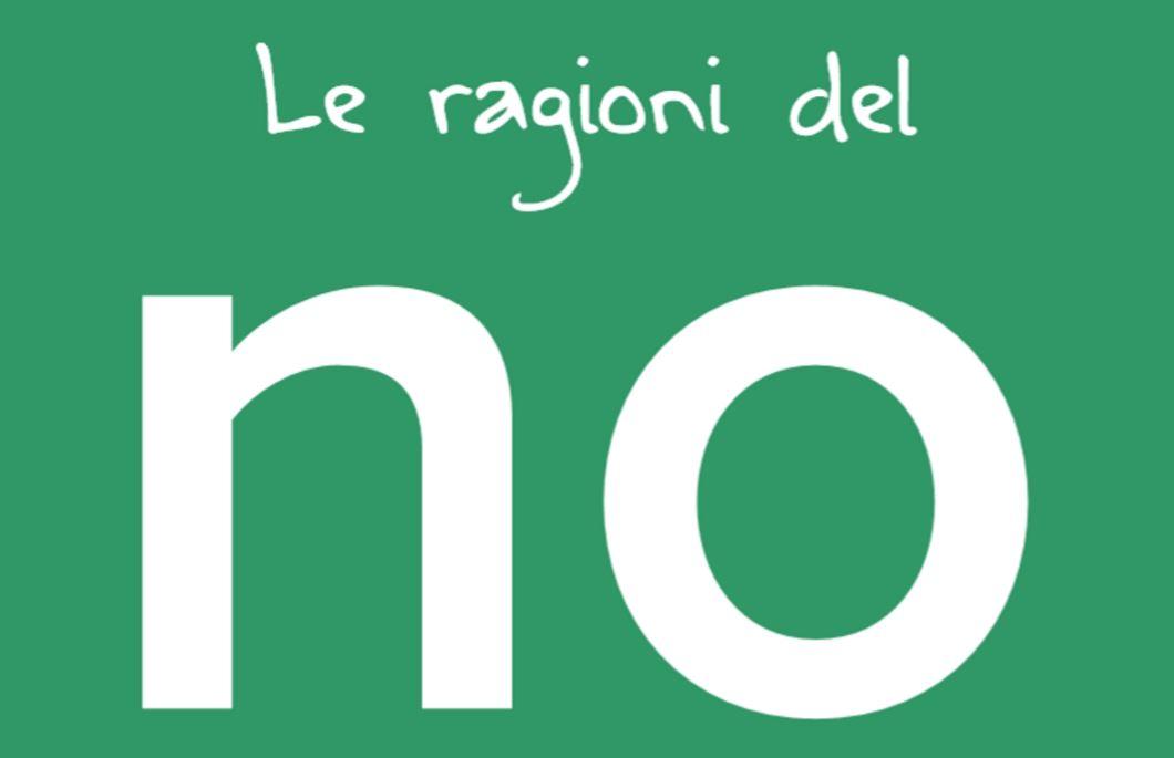 Gianni Rinaldini: Le ragioni del NO