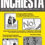 """E' uscito il numero 193 di """"Inchiesta"""" luglio-settembre 2016"""