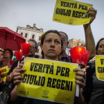 Amnesty International:  Verità per Giulio Regeni a un anno dalla sua scomparsa