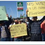 Cristina Sanchez P.: Tutti i messicani uniti! ... però intorno a cosa?