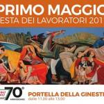 Mario Agostinelli: Primo Maggio. Ricordo di un primo maggio Fiom 2011 e una poesia di Francesco D'Agostino