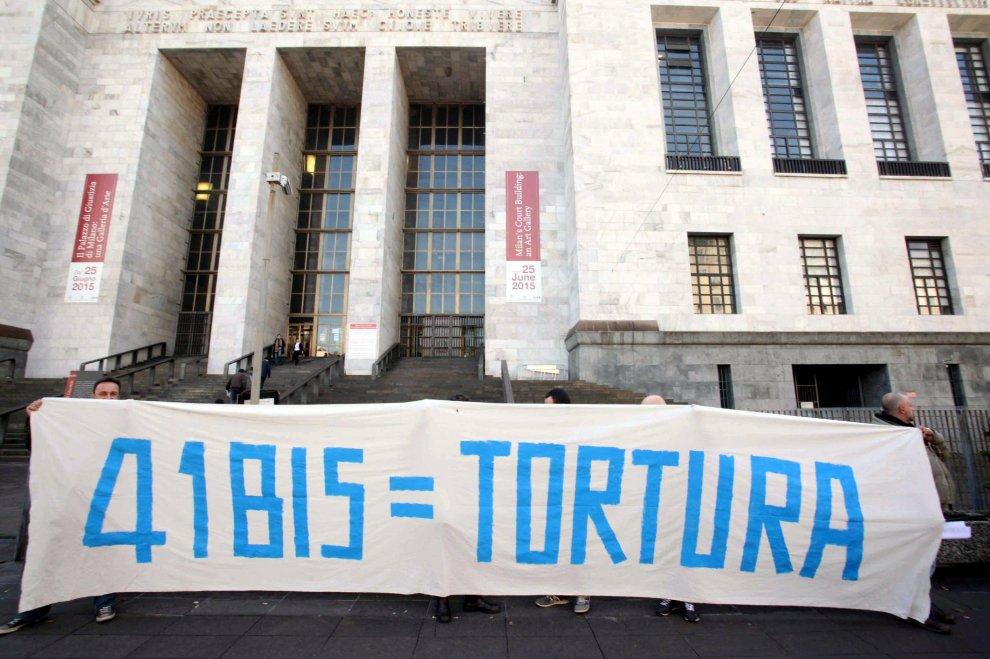 Giuliano Capecchi: La tortura del 41 bis