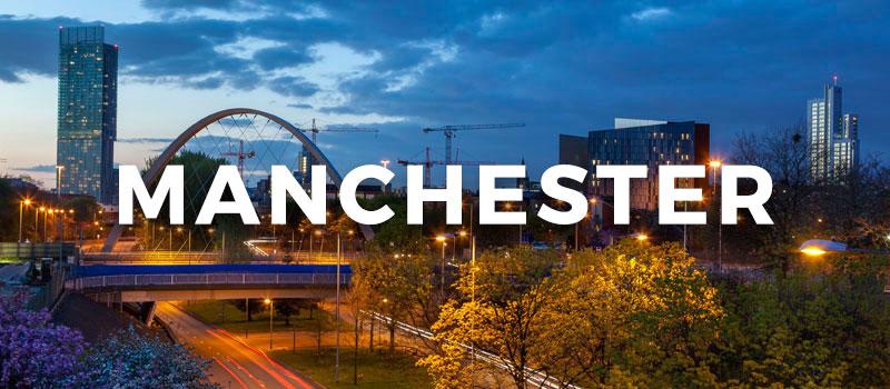 Roberto Dall'Olio: Manchester