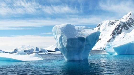 Roberto Dall'Olio: L'Antartide si scioglie
