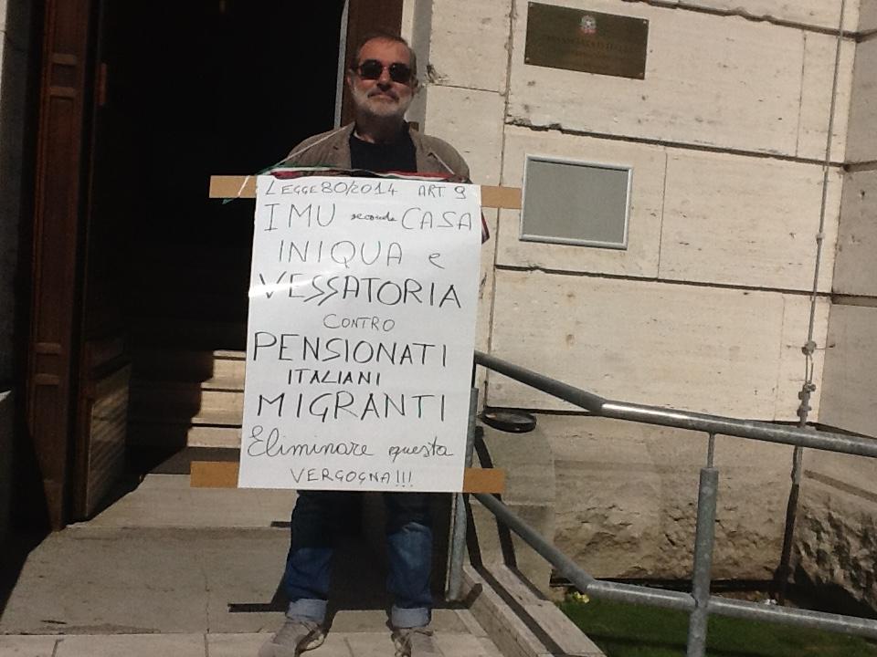 Franco Di Giangirolamo:  La casa, le tasse, la democrazia