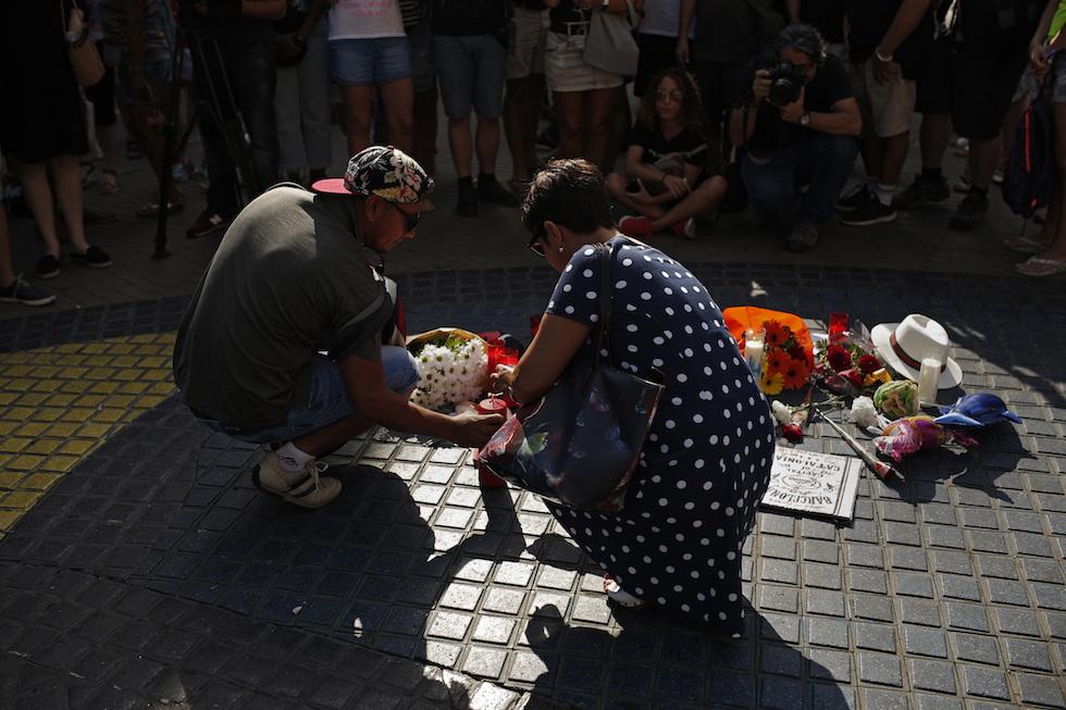 Roberto Dall'Olio: Barcellona 2017
