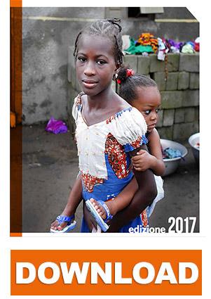 11 ottobre 2017. Terre des Hommes: La condizione delle bambine e delle ragazze nel mondo