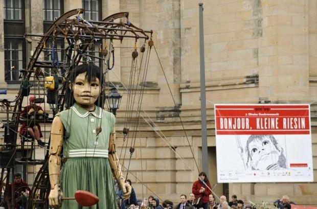 Franco Di Giangirolamo: Tag der Deutschen Einheit