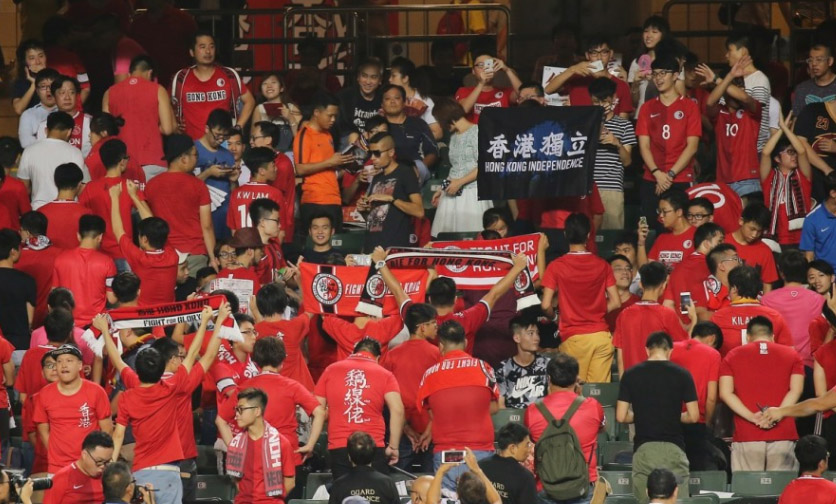 Stefano Cammelli: I giovani, Hong Kong e l'inno nazionale cinese