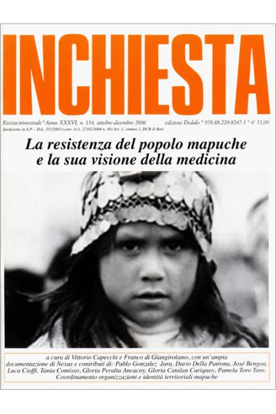 Roberto Dall'Olio: Giustizia per i Mapuche