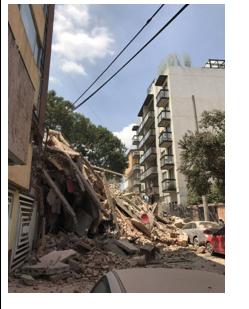Cristina Sànchez Parra: Messico due mesi dopo il terremoto tra tragedia e speranza.