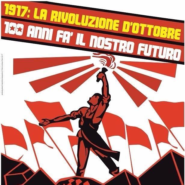 Roberto Dall'Olio: Il centenario della rivoluzione d'ottobre