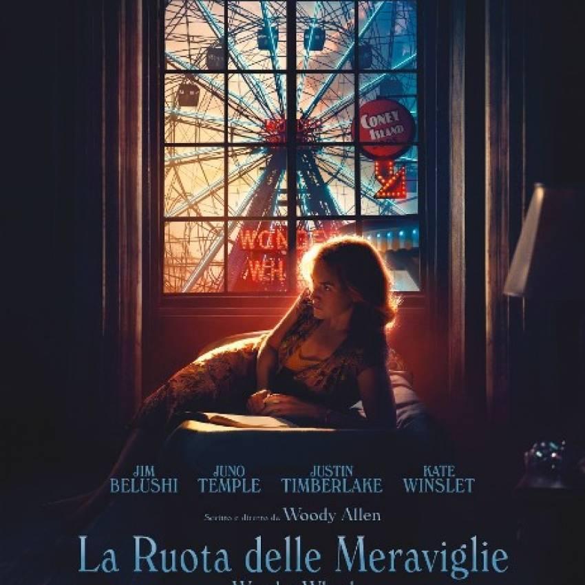 Adriana Moltedo: La ruota delle meraviglie. L'ultimo film di Woody Allen