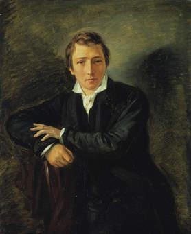 Heinrich Heine: Un abete rosso è da solo