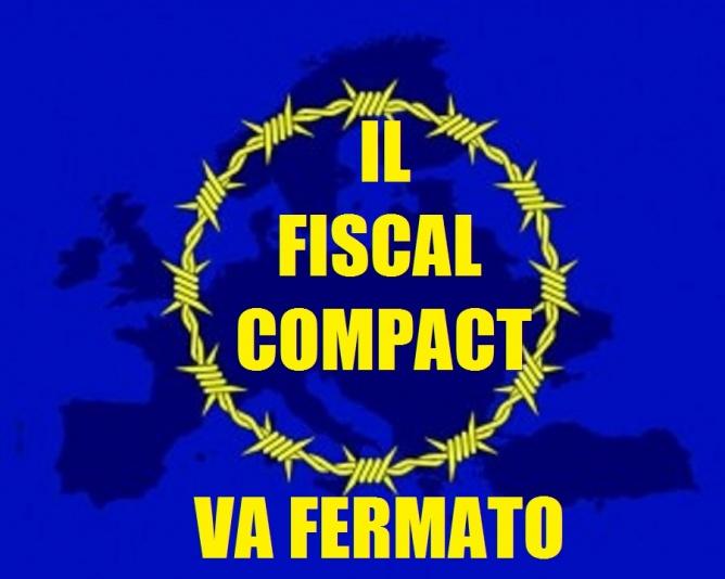 Appello economisti italiani: Superare il Fiscal Compact per un nuovo sviluppo europeo