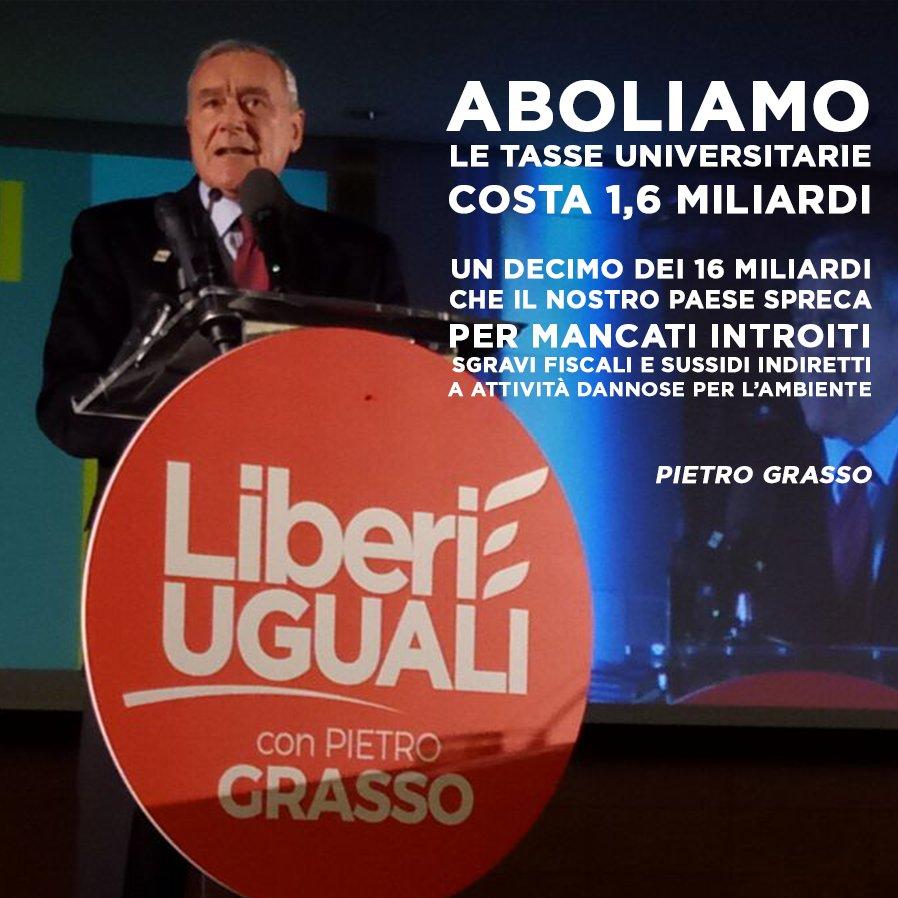 Claudia Pratelli: Università gratuita, perché è giusto, perche fa scandalo.