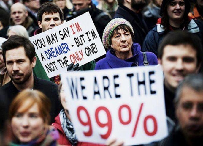 Gavino Maciocco: Se l'1% si prende tutto