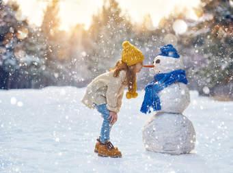 Roberto Dall'Olio: Il pupazzo di neve