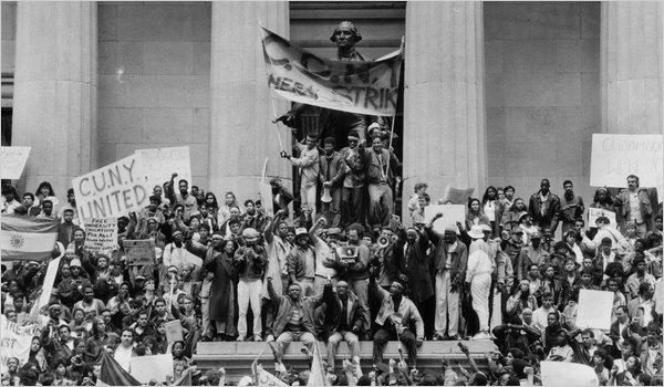 Enrico Pugliese: Columbia University e il '68 in America. La speranza, l'utopia e il grande freddo