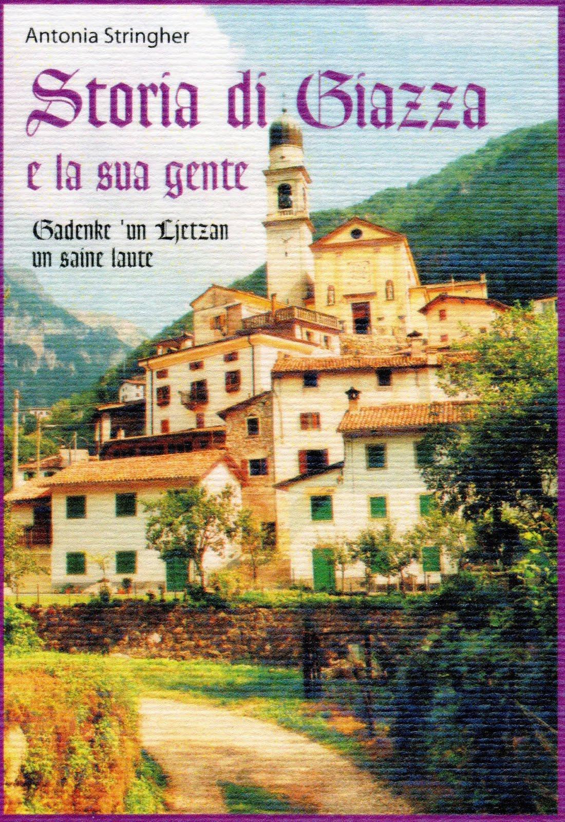 Aulo Crisma: Storia di Giazza e la sua gente