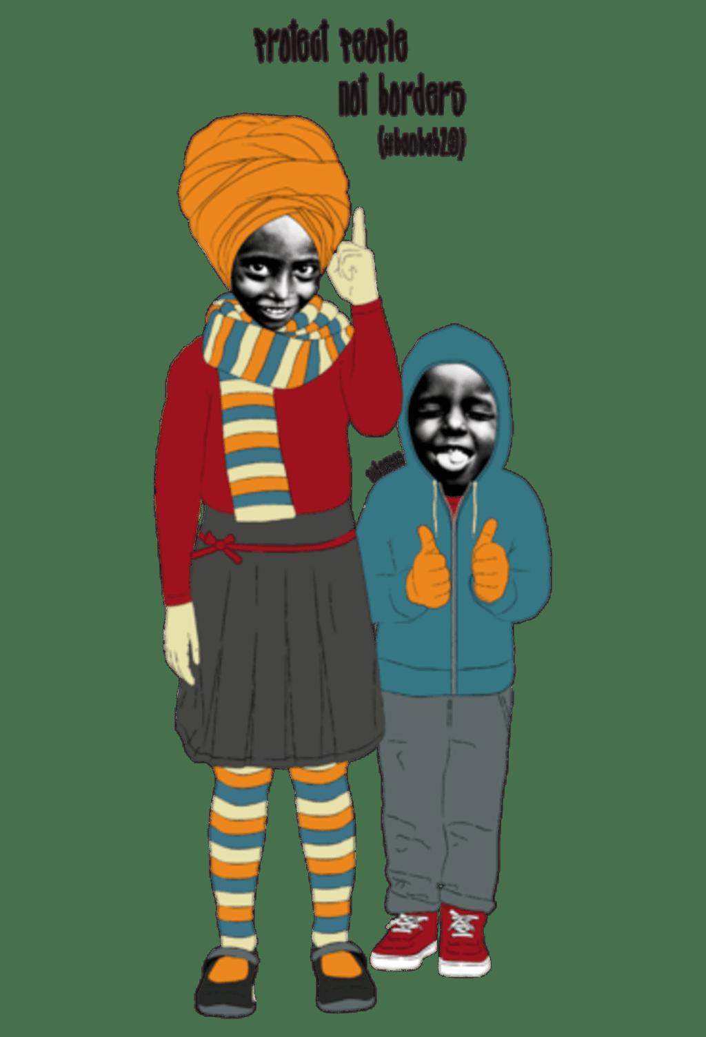 Enrico Pugliese: Baobab Experience: l'intervento, la persecuzione e la resistenza