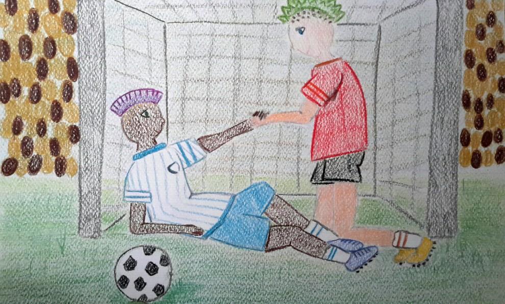 Roberto Dall'Olio: Calcio e morte