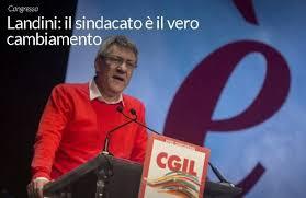 Loris Campetti: Landini segretario della Cgil in attesa del 6 febbraio