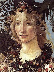 Maria Pace Nemola: Si avvicina l'8 marzo. Una donna e tanti tanti fiori per una nuova idea di humanitas