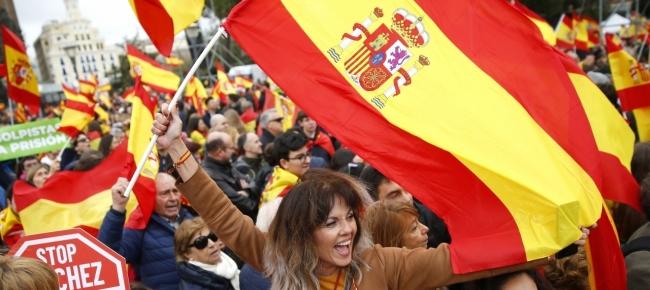 Natascia Ronchetti: Catalogna, la crociata della destra contro il movimento indipendentista