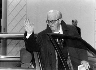 E' morto  a Roma a 98 anni Adriano Ossicini partigiano e senatore della sinistra indipendente
