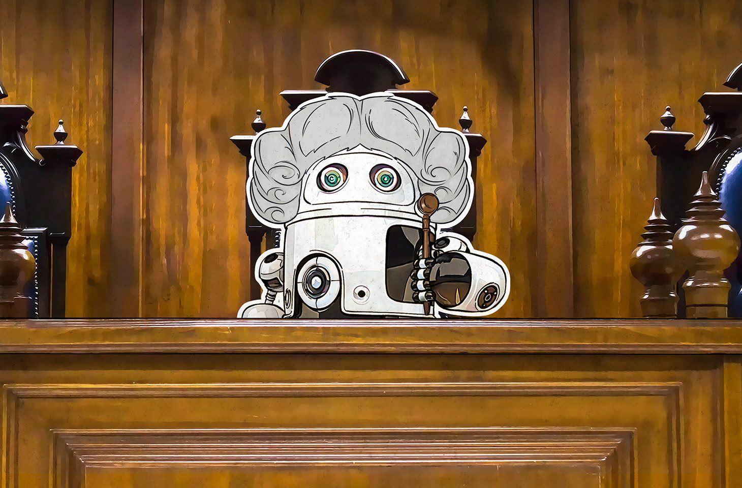 Renzo Cavalieri : Il giudice e l'algoritmo. L'Intelligenza Artificiale arriva nei tribunali Cinesi