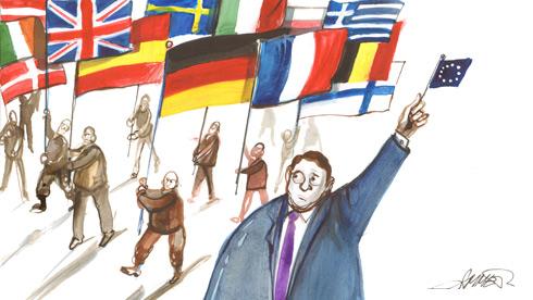 Bruno Giorgini: Viva L'Europa