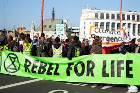Emanuele Tanzilli: Arrivano i ribelli per il clima. Cos'è Extinction Rebellion e perchè ne sentiremo parlare.