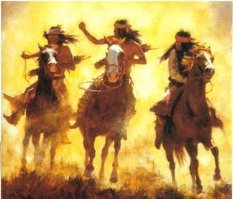 Roberto Dall'Olio: Poesia sul genocidio dei Sioux
