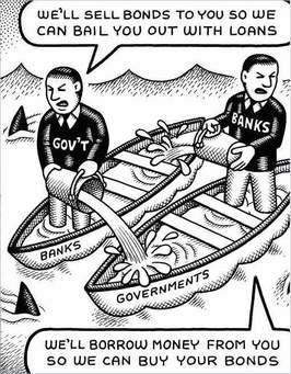 Vincenzo Comito: Le complicate prospettive delle banche europee