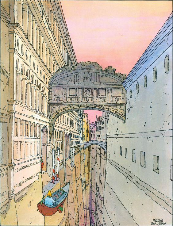 Bruno Giorgini: Venezia e le acque