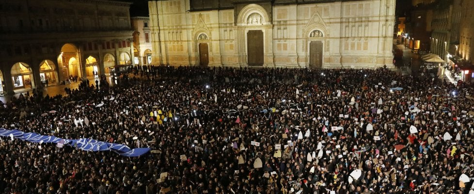 Bruno Giorgini: Bologna non abbocca. L'E-R non si Lega