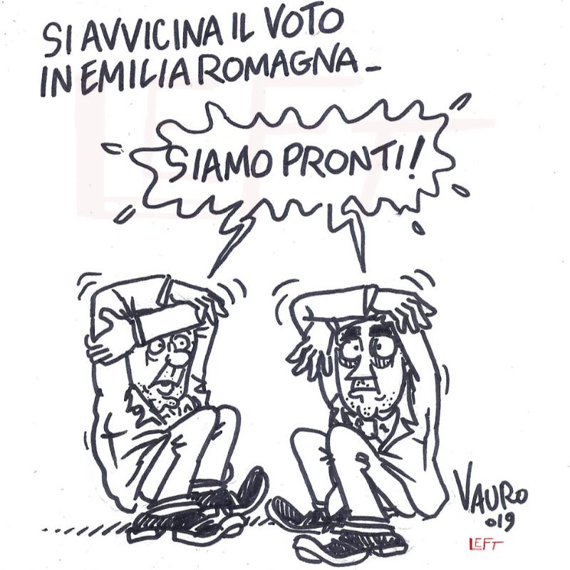 Bruno Giorgini: Emilia. Madre di tutte le battaglie