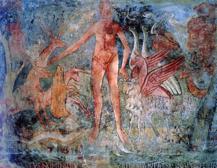 """Luca Crisma: """"Uomini e animali nel medioevo. Storie fantastiche e feroci"""" di Chiara Frugoni"""