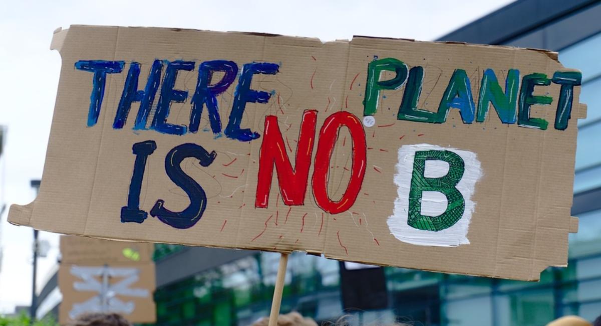 Bruno Giorgini: 2019. L'anno del cambiamento climatico